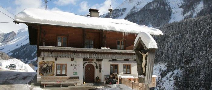 Appartement Solden - ideaal voor wintersport